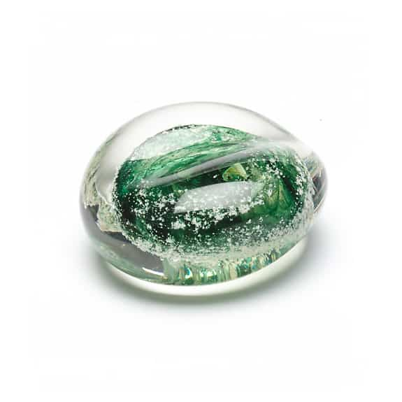 cremation keepsakes comfort stone touchstone memorial glass